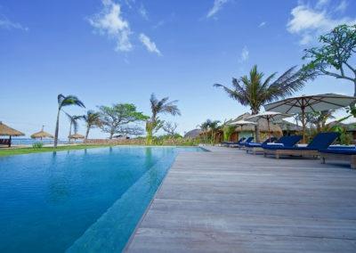Lombok Segara Swimming Pool 2