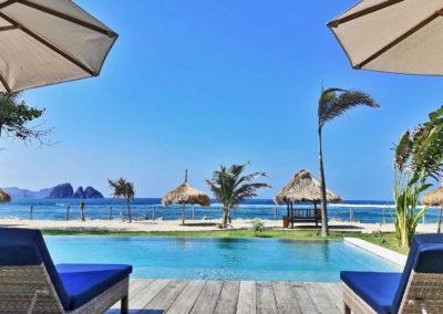 Lombok Segara Swimming Pool 3
