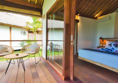 Traditionnel terrasse 1