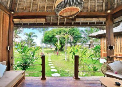 Traditionnel terrasse 2