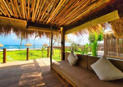 Beachfront Deluxe Terrace 2