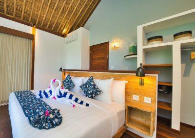 Traditionnel chambre 1