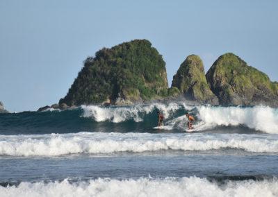 Lombok Serangan Beach Surf 3